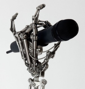 Robotic-arm-microphone-stand