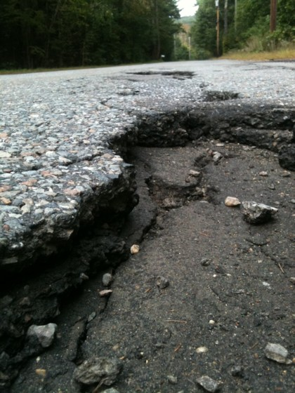 Pothole-on-Brimfield-Road