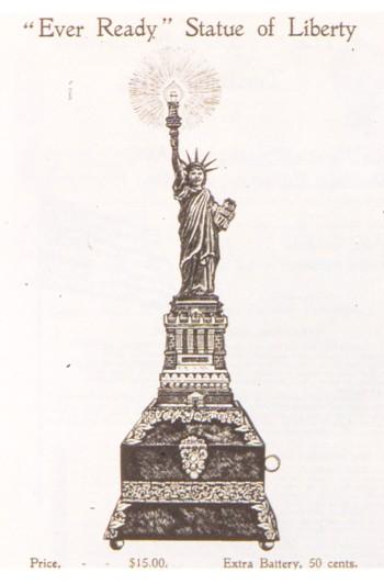 Statue of Liberty Novelty Light no.2